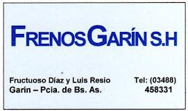 Frenos Garín SH