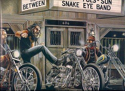 Dessin De Motard burographik: dessin de motard