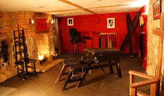 50 Shades Red Room of Pain Kinky fuckery