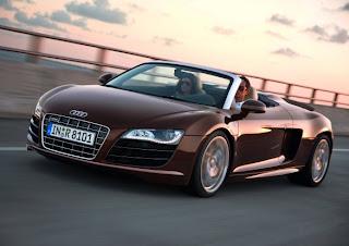 Audi R8 50 Shades