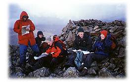 2006 MLT participants in Snowdonia