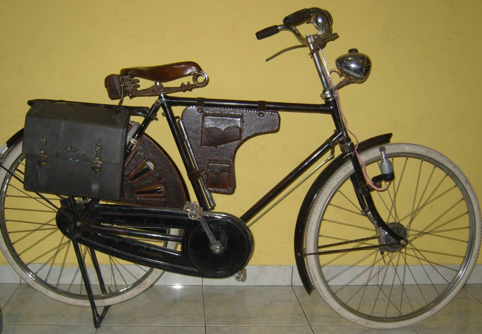 gambar sepeda onthel wallpapers