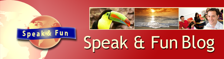 Speak & Fun Blog