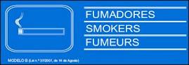 Neste blog é permitido fumar!