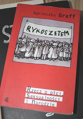 Rykoszetem - Agnieszka Graff  Strach J.T. Gross