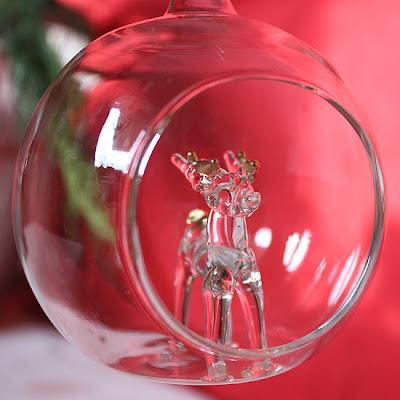 jelonek w szklanej kuli