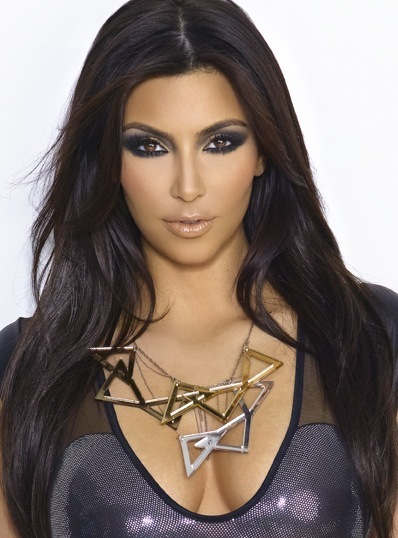 Kim Kardashian took to her Twitter page today to deny rumors that she is ...