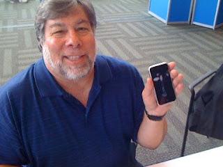 Steve Wozniak avocat pwagetool jailbreak
