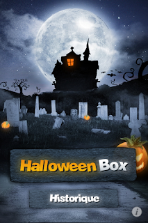 iPhone Halloween Box