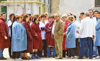 Cine pune pe butuci fabrica de vaccinuri Cantacuzino