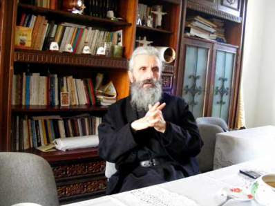 Directorul de bancă devenit călugăr