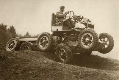 All Terrain Car (England, 1936)