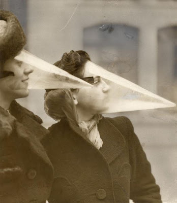 Face Protection From Snowstorms (Canada, 1939)
