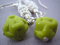 I Want Candy Sterling Silver Earrings on Etsy
