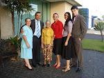 Pastor Sabino e Família