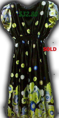 MIZ POLITE DRESS- ALL SOLD OUT!