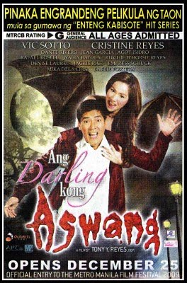 watch Ang Darling Kong Aswang pinoy movie online streaming best pinoy horror movies