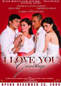 I Love You Goodbye movie