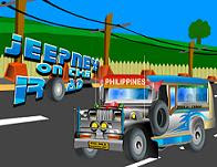 Play Pinoy Jeepney On The Road