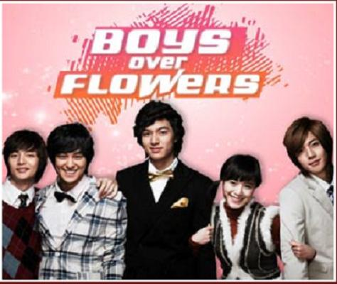 Abs-Cbn&#39;s Tagalog Boys Over Flowers