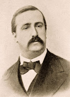 Alexander Porfiryevich Borodin (Russian: Александр Порфирьевич Бородин, Aleksandr Porfir'evič Borodin) (12 November [O.S. 31 October] 1833 – 27 February [O.S. 15 February] 1887) was a Russian composer of Georgian-Russian parentage who made his living as a notable chemist.