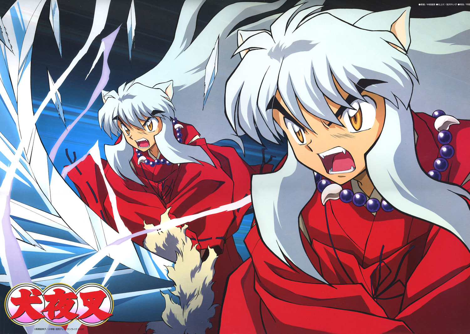 escorpiece el rey de las series: Inuyasha