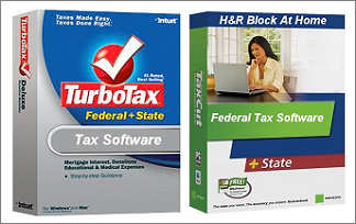 Turbo Tax vs H&R Block