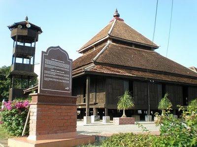 Masjid Kg Laut sekarang