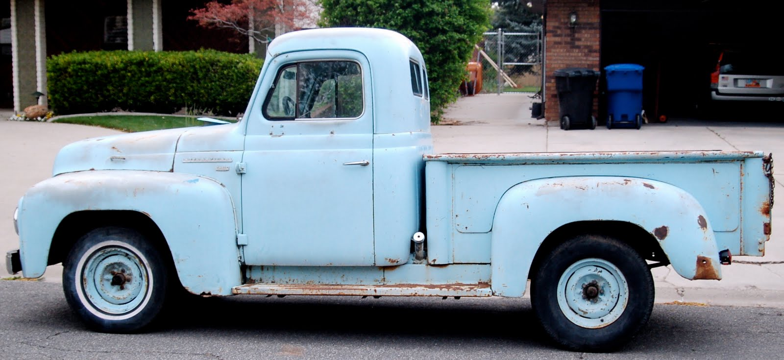 1954 International Pick-Up Truck: Acquiring the \'54