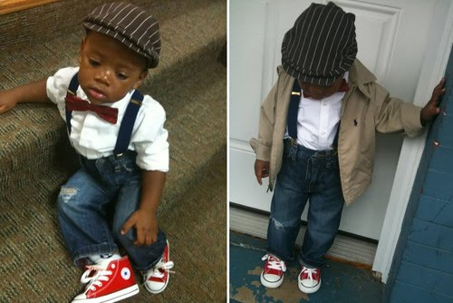 Black Kids with Swag Picture