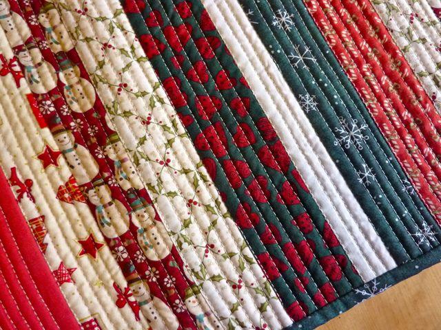 Christmas Table Runner Table Runner Quilt Pattern