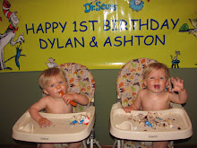 Happy Birthday Boys...