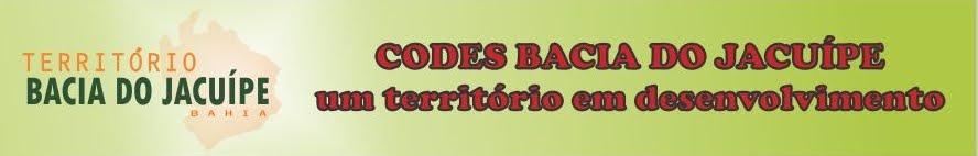 Território Bacia do Jacuípe - Bahia