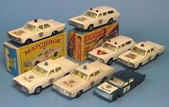 MATCHBOX POLICE