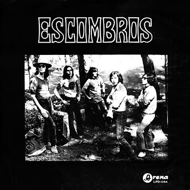 ESCOMBROS ROCK CHILENO 1970