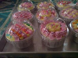 tempahan cup cakes