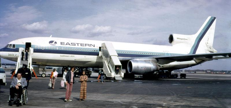 """Aviación """"Hangar 69"""" L1010eastern"""