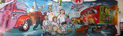 Mural El Globito