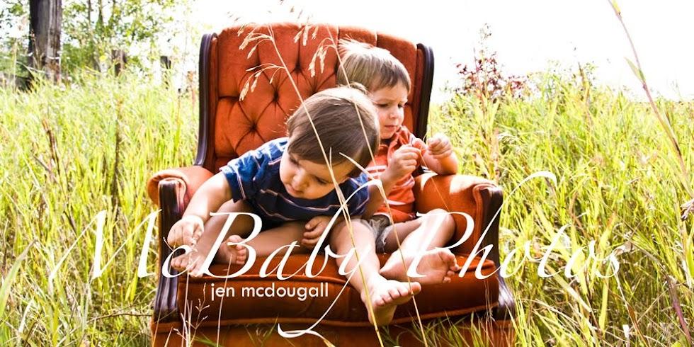 Jen McDougall McBaby Photos