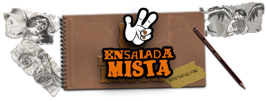 Ensalada Mista - Historietas