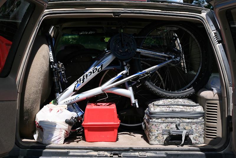 July 25, 2010 - Why we need a bike rack. title=
