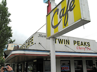 Twede's Cafe Home of Twin Peaks Cherry Pie