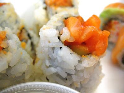 Rolls n Sushi, Spicy Salmon
