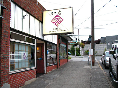 shiki sushi restaurant