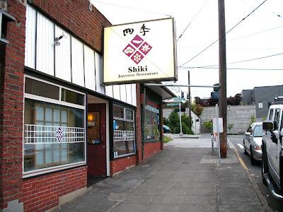 shiki sushi restaurant