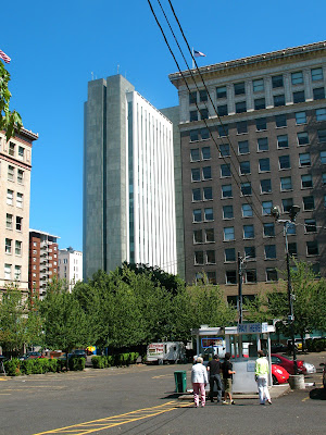 tall building in portland oregon