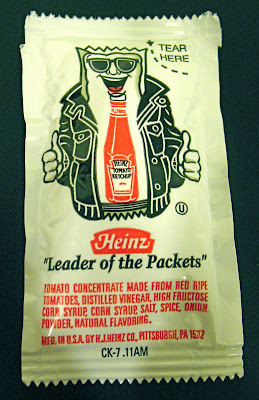 Heinz Ketchup 'leader of the packets'