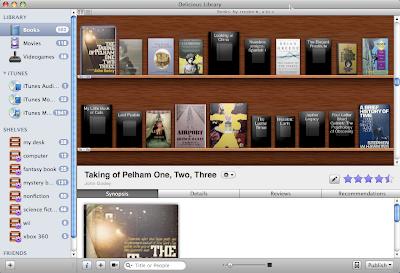 delicious library screenshot
