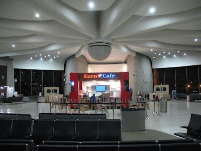 DCA terminal A (gates)