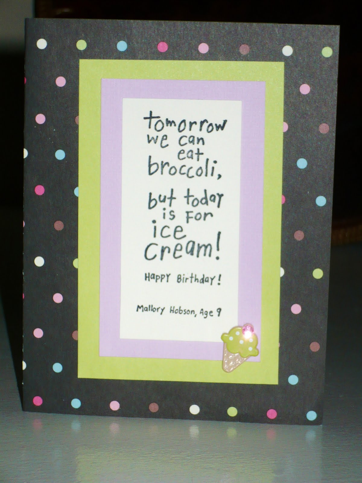 stamping muses Birthday card for the boss lady – Birthday Card for the Boss